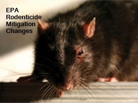 EPA Rodenticide Mitigation Changes