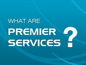 What are Premier Services from Univar?