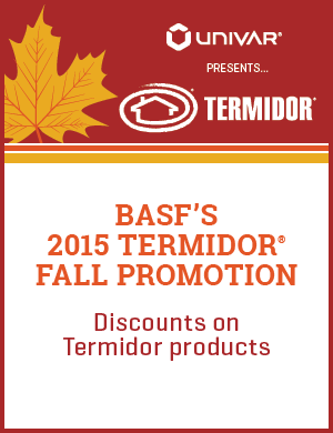 Fall Termidor Promotion