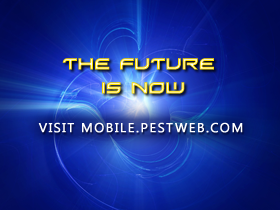 The Future is Now! PestWeb Mobile Website