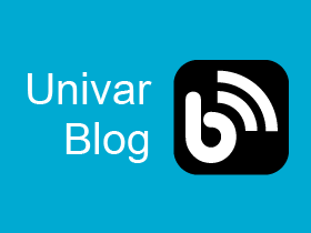 Come Read The Univar Blog!