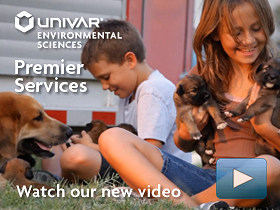 New Premier Services video from Univar Environmental Sciences