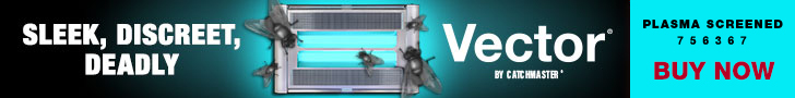 Veseris banner Vector SleekDiscreet 728x90