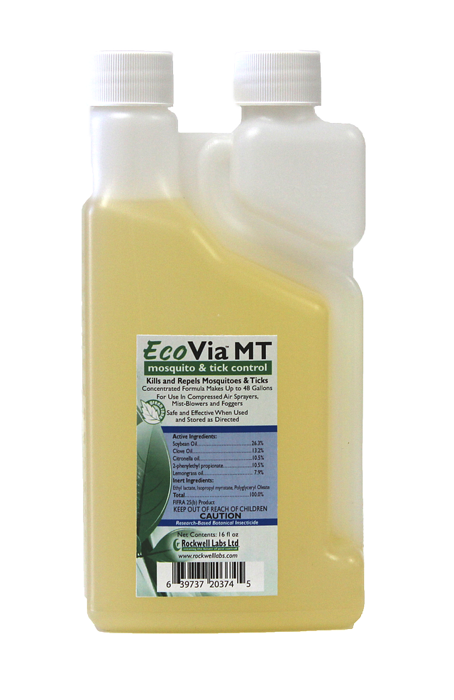 EcoVia MT Concentrate Mosquito & Tick Control
