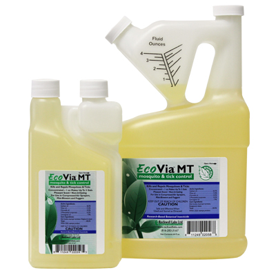 EcoVia MT Mosquito & Tick Control Concentrate