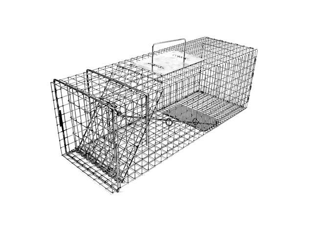 Tomahawk Original Series 9 x 9 - Opossum / Cat / Rabbit Trap Model 106