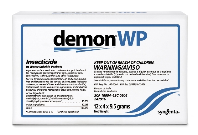 PestWeb - Demon WP-WSP Insecticide