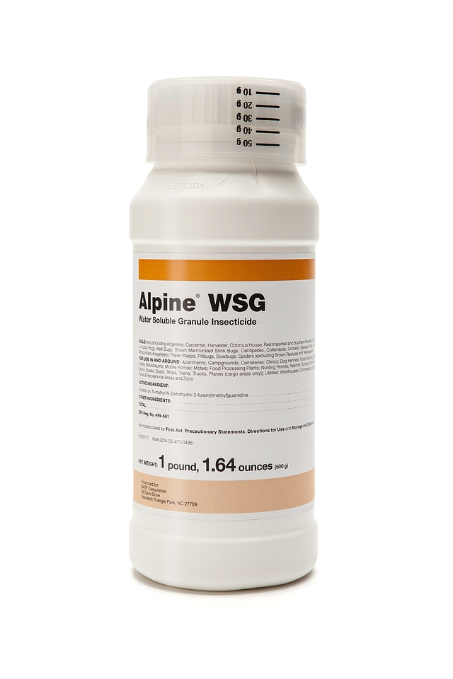 Alpine WSG Water Soluble Granule Insecticide