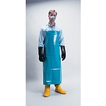 PVC Bib Chemical Apron
