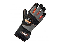 Ergodyne ProFlex 9012 ANSI/ISO-Certified Anti-Vibration Gloves + Wrist Support