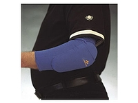 Impacto 804-00 Series Elbow Pad Memory Foam, Multilayer Polycot