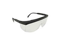 Galaxy Safety Glasses, Clear Anti-Fog Lens