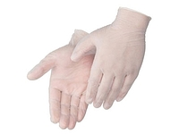 Vinyl Industrial Glove, Powder Free, Disposable