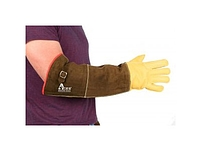 Animal Handling Gauntlet Gloves