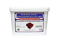 Brigand Wax Block Rodenticide