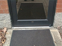 Door Sweep Kit 3'
