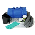 50 Gallon Spill Kit Chemical Only - Blue