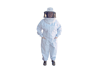 Economy Suit With Nylon Veil & Hat