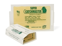 Catchmaster Mouse Glue Board 72MB-SUPER 6lb Peanut Butter Scent