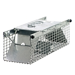Hh Cage Trap Rodent 2dr