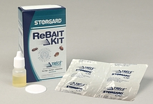 WAREHOUSE BEETLE & KHAPRA BEETLE w/ STORGARD® DOME™ TRAP PHEROMONE REBAIT KIT