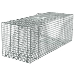 Hh Cage Trap Rac Lg 1dr