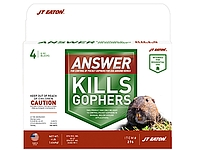 Answer® for the Control of Pocket Gophers