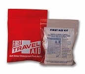 Soft Pack Travel First Aid Kit