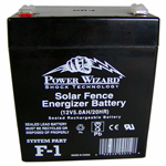 Bird-Shock Charger - 12v Replacement Battery