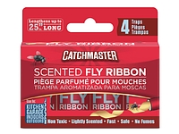 Scented Bug & Fly Ribbon 9144M4