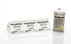 TRAPPER MONITOR / INSECT TRAP W/ ROACH TABLETS
