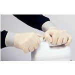 Latex Disposable Gloves - Size Large
