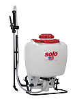 Solo-425 Deluxe 4Gal Professional Piston Backpack Sprayer