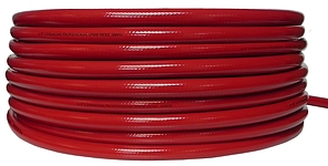 "Chemoak Red Professional Spray Hose 3/8"" ID x 150"