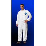 DuPont Basic Tyvek Coverall Comfort Fit-3XL