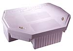 Aegis Cool Box (White) Rat Bait Station