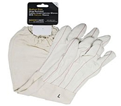 Canvas Bee Gloves - Size Large