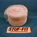 Stuf-fit Copper Netting
