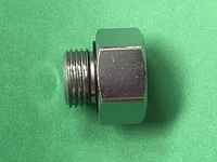 12-850-16 Garden Hose Adapter (Mag-1 Series) Ref # 16