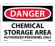 SIGN-DANGER:CHEM.AUTH.10