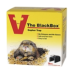 Victor Gopher Trap - Black Box