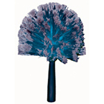 Cob Web Duster Head - Blue