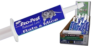 Pro-Pest Professional Lure for both Rats & Mice - 32cc syringes