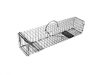 Tomahawk 5 x 5 Simple Set Repeating Squirrel Trap - Model S50