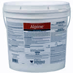 Alpine® D Dust Insecticide