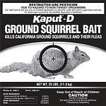 Kaput-D Ground Squirrel Bait
