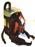 Atrix Omega High Capacity Backpack Harness