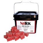 Notox Mini Block 20gm - 10 lb Pail, 4 pails/case