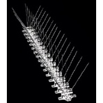 Masterline Stainless Steel Bird Spikes 50 ft L x 5 in W