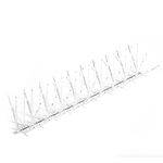 Masterline Plastic Bird Spikes 50 ft L x 7 in W Any Color